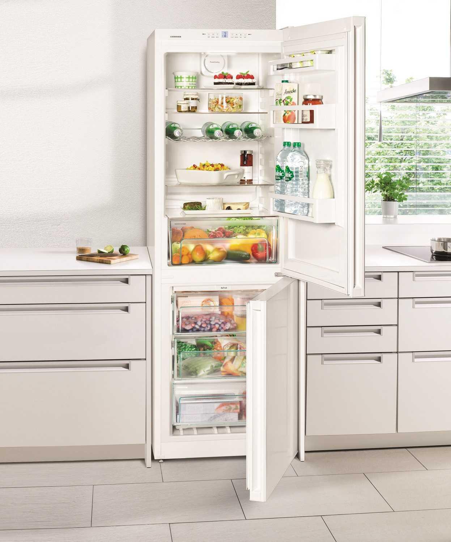 купить Двухкамерный холодильник Liebherr CNP 4313 Украина фото 3