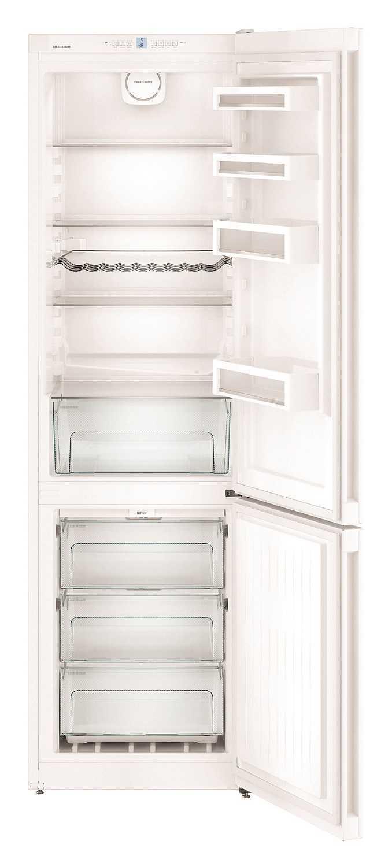 купить Двухкамерный холодильник Liebherr CNP 4813 Украина фото 4