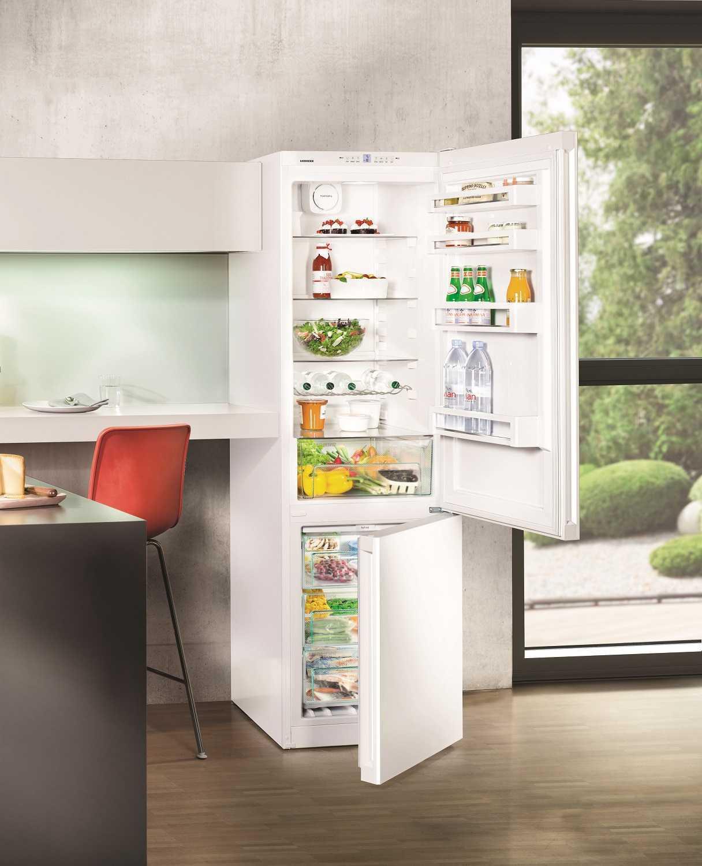 купить Двухкамерный холодильник Liebherr CNP 4813 Украина фото 8
