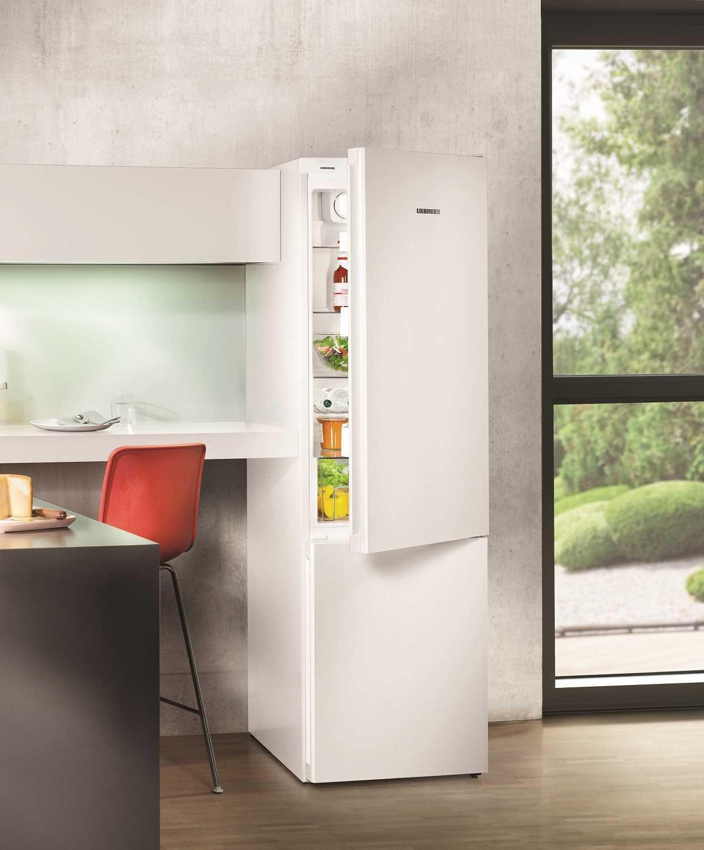 купить Двухкамерный холодильник Liebherr CNP 4813 Украина фото 7