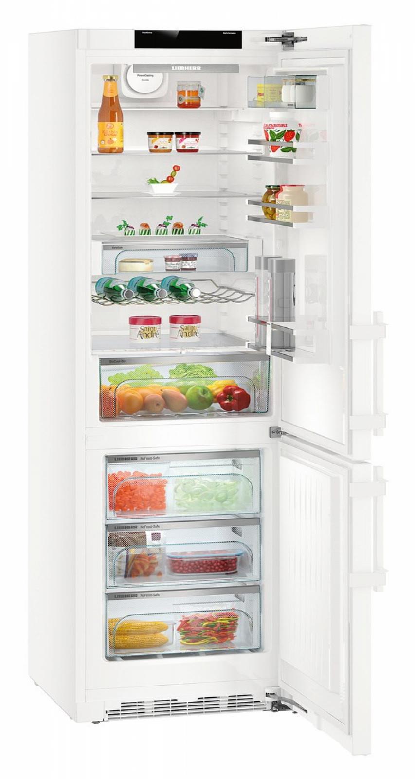 купить Двухкамерный холодильник Liebherr CNP 4858 Украина фото 0