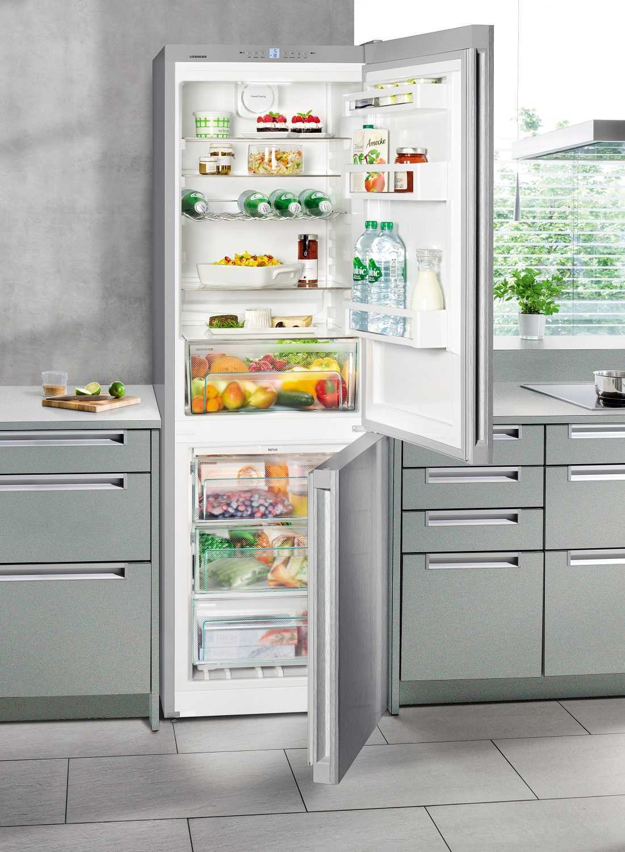 купить Двухкамерный холодильник Liebherr CNPel 4313 Украина фото 8