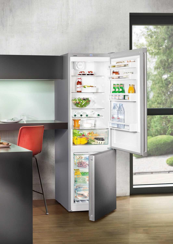купить Двухкамерный холодильник Liebherr CNPel 4813 Украина фото 7