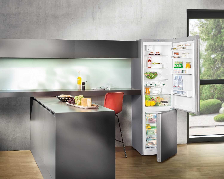 купить Двухкамерный холодильник Liebherr CNPel 4813 Украина фото 8