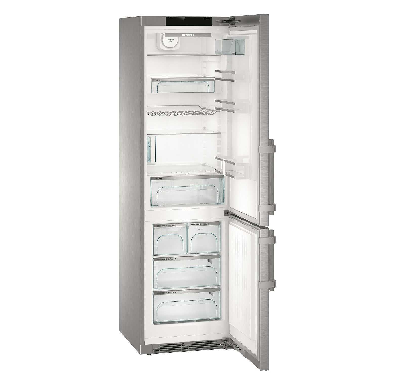 купить Двухкамерный холодильник Liebherr CNPes 4868 Украина фото 6
