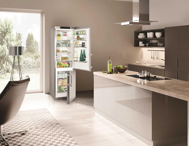 купить Двухкамерный холодильник Liebherr CNPes 4868 Украина фото 7