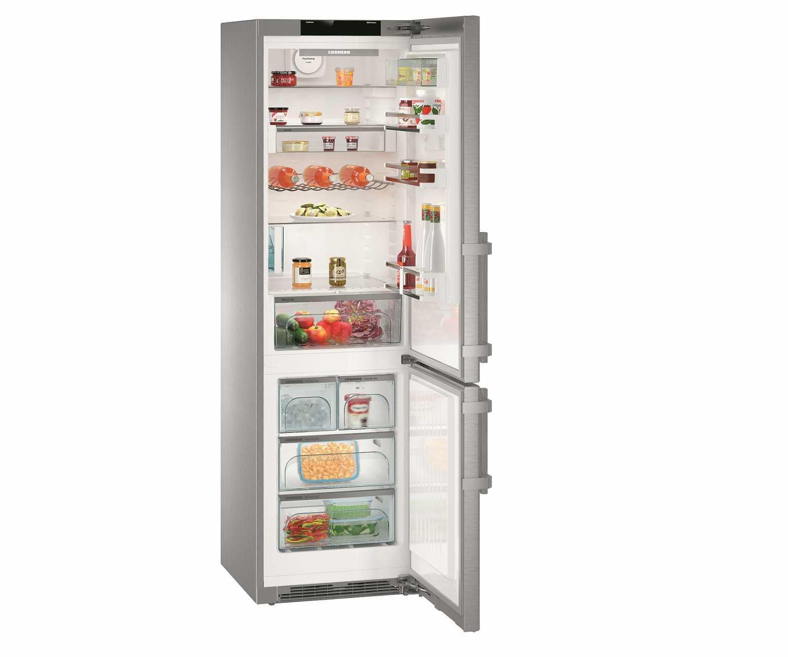 купить Двухкамерный холодильник Liebherr CNPes 4868 Украина фото 5