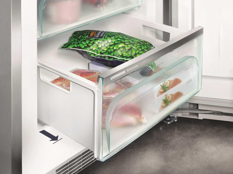 купить Двухкамерный холодильник Liebherr CNPes 4868 Украина фото 14