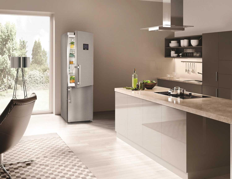 купить Двухкамерный холодильник Liebherr CNPes 4868 Украина фото 8