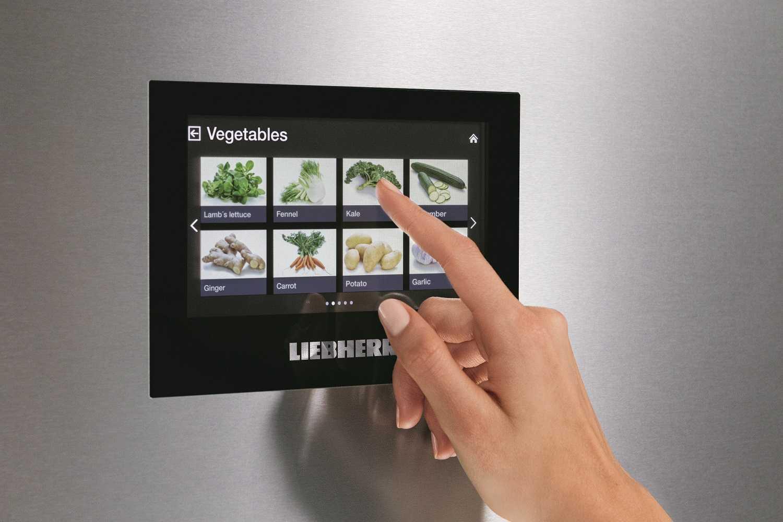 купить Двухкамерный холодильник Liebherr CNPes 4868 Украина фото 12