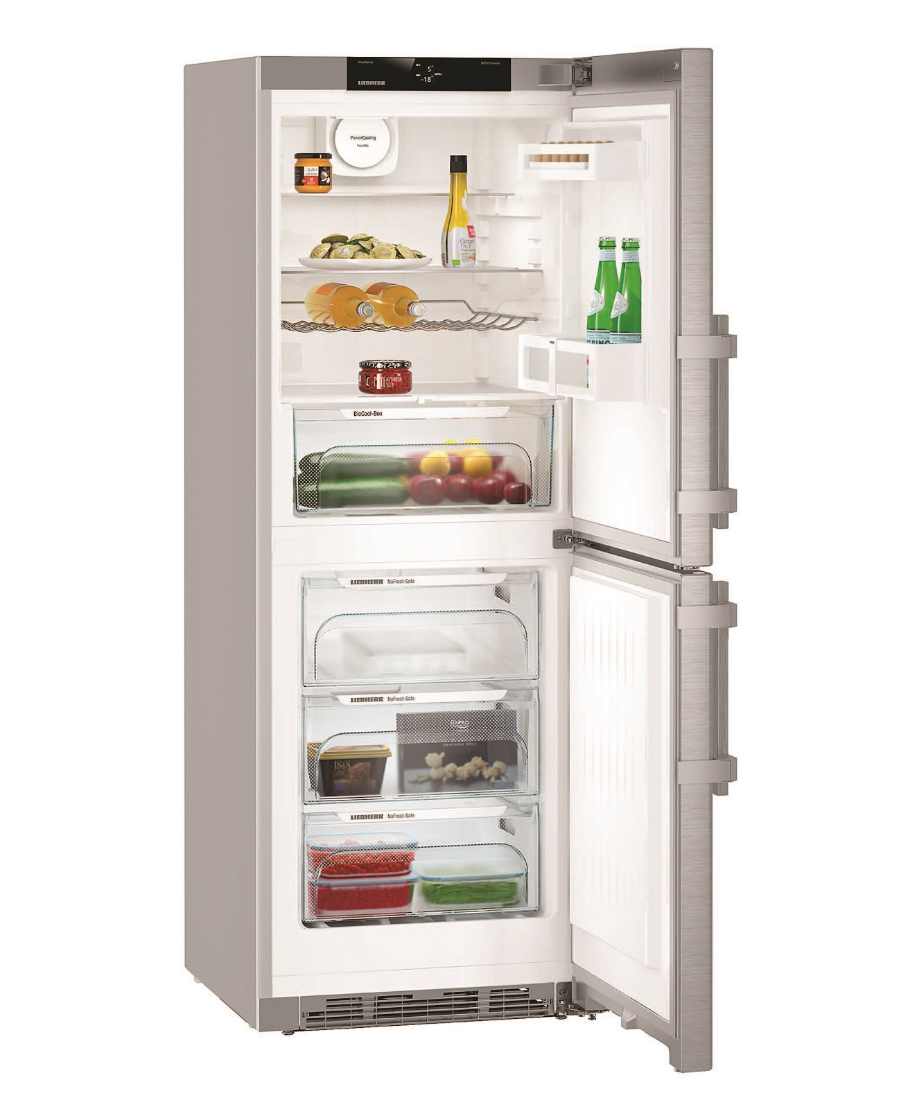 купить Двухкамерный холодильник Liebherr CNef 3735 Украина фото 0