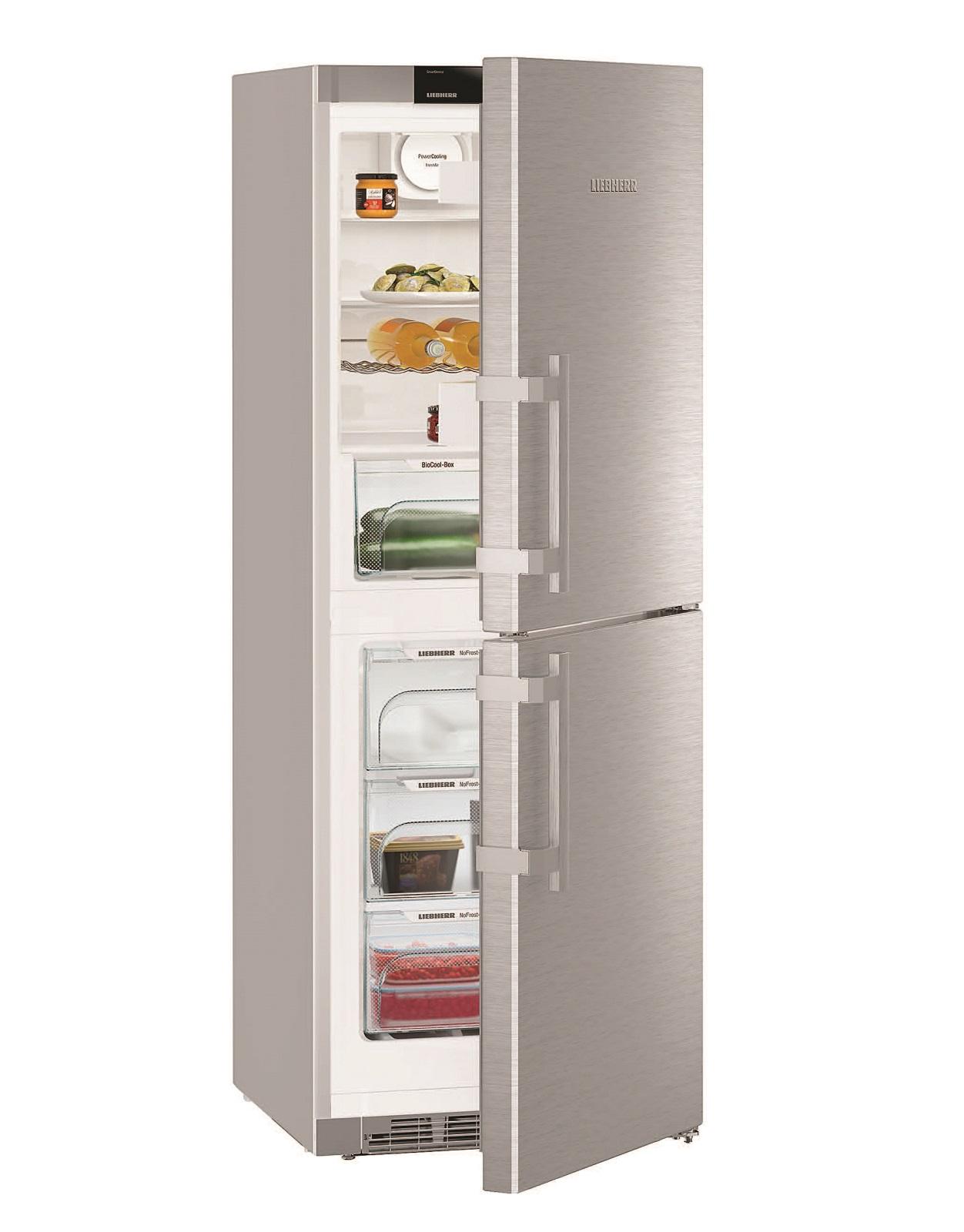 купить Двухкамерный холодильник Liebherr CNef 3735 Украина фото 2