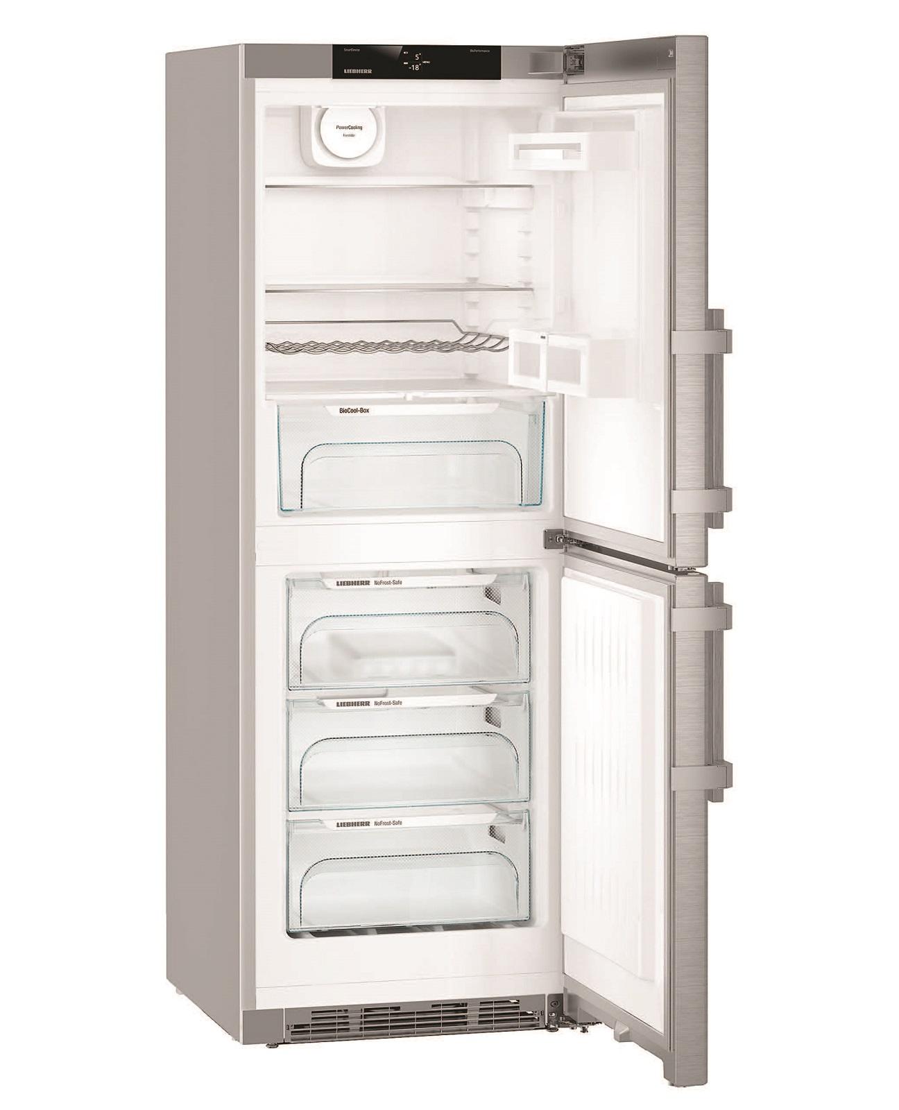 купить Двухкамерный холодильник Liebherr CNef 3735 Украина фото 1