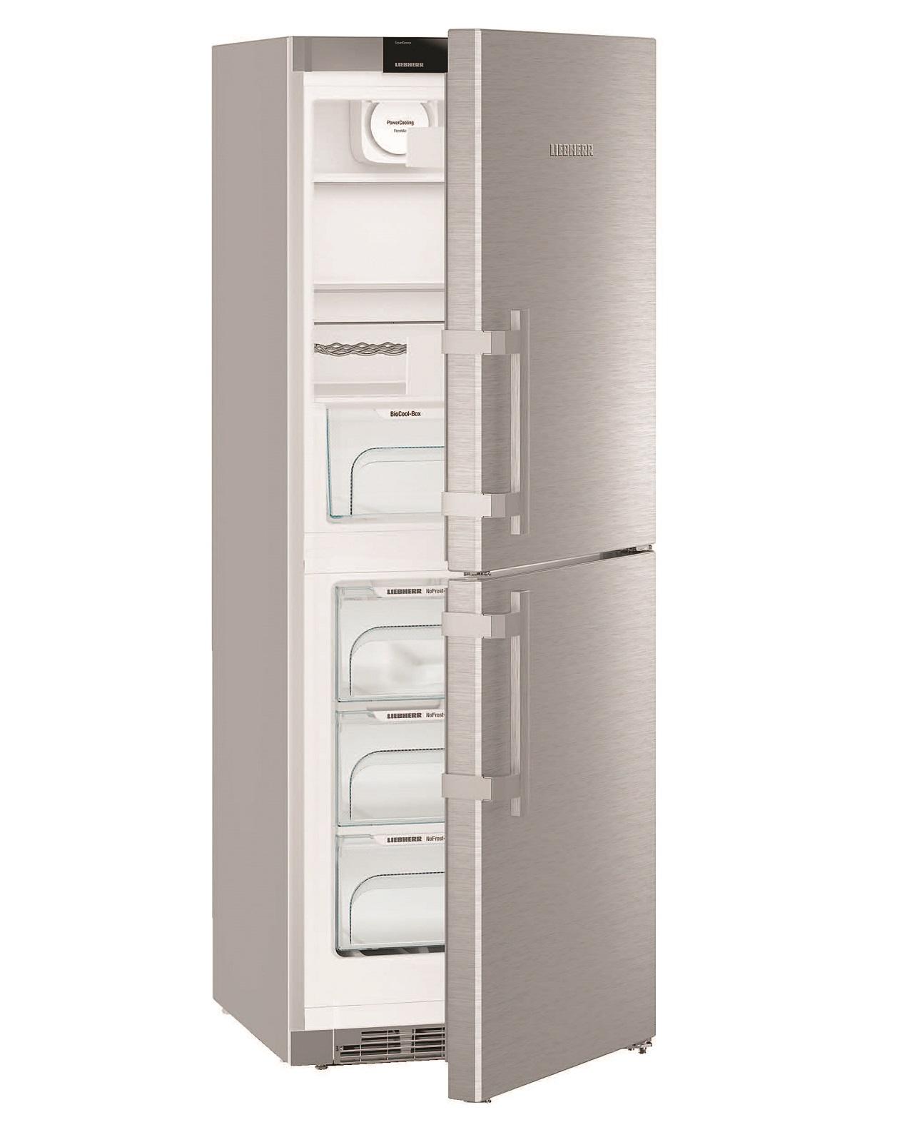 купить Двухкамерный холодильник Liebherr CNef 3735 Украина фото 3