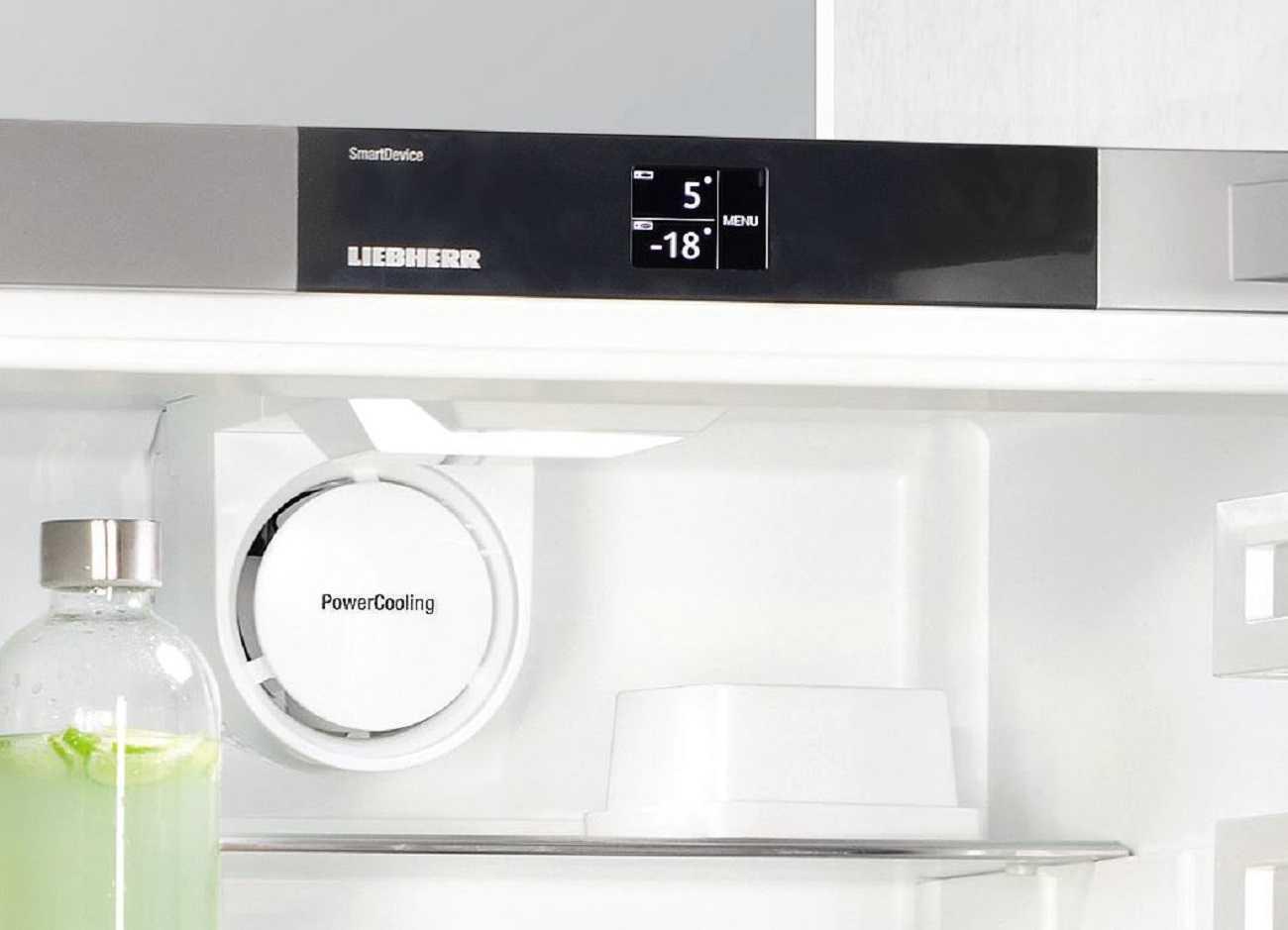 купить Двухкамерный холодильник Liebherr CNef 4015 Украина фото 9