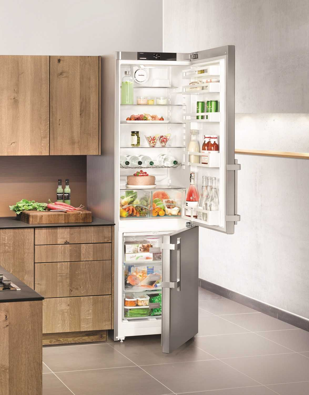 купить Двухкамерный холодильник Liebherr CNef 4015 Украина фото 7