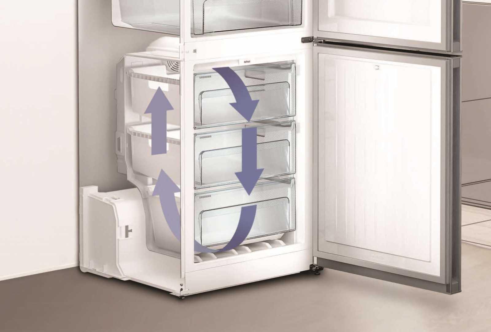 купить Двухкамерный холодильник Liebherr CNef 4313 Украина фото 10