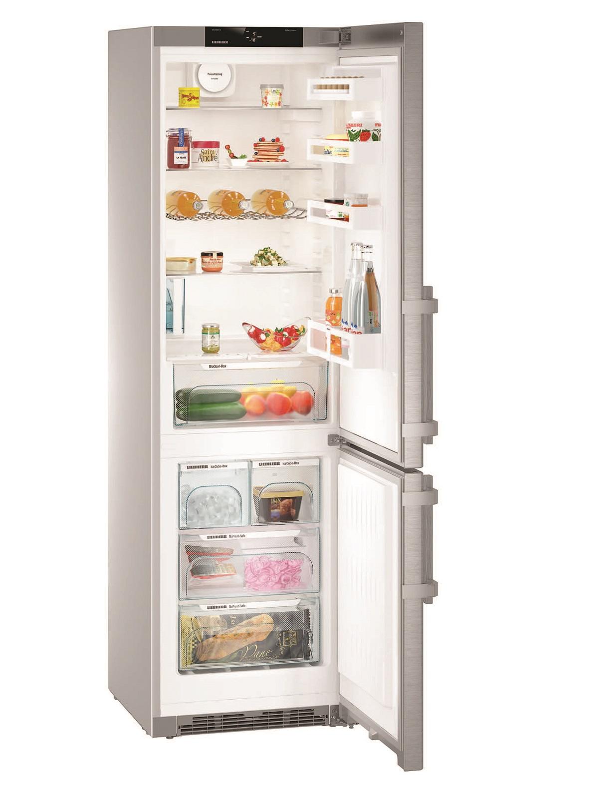 Двухкамерный холодильник Liebherr CNef 4845 купить украина