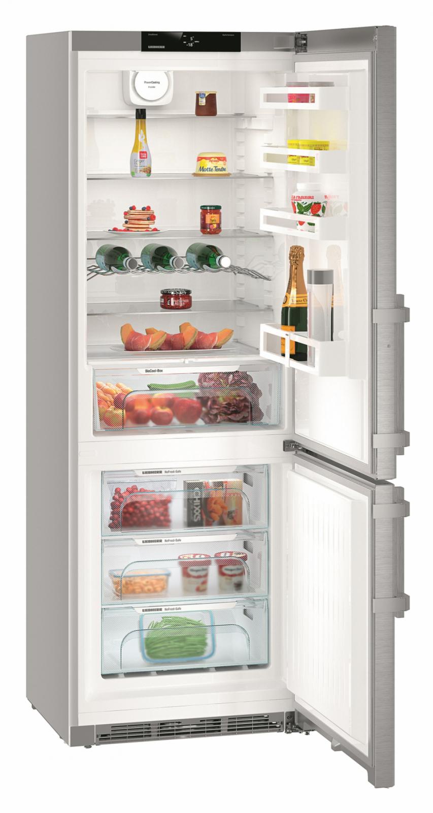 Двухкамерный холодильник Liebherr CNef 5715 купить украина
