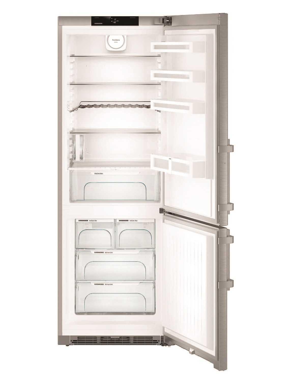 купить Двухкамерный холодильник Liebherr CNef 5725 Украина фото 2