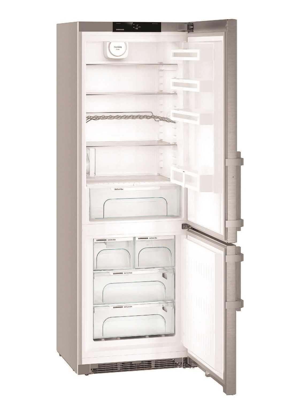 купить Двухкамерный холодильник Liebherr CNef 5725 Украина фото 5