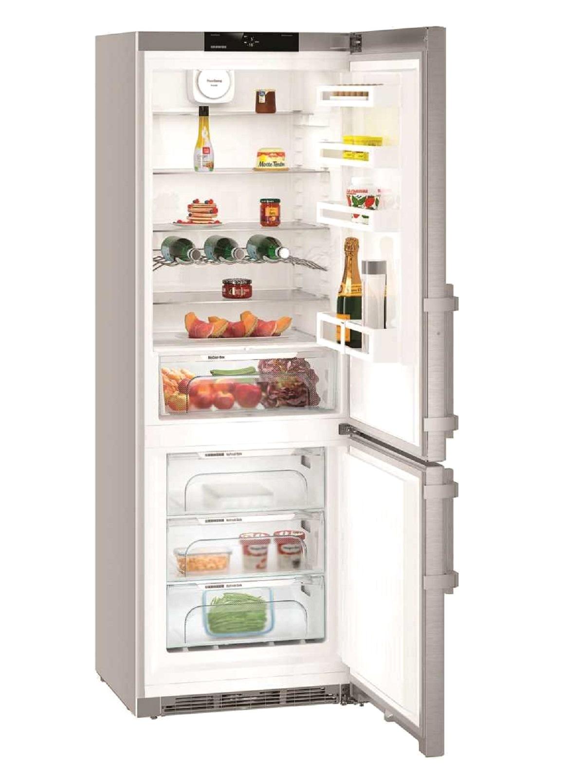 Двухкамерный холодильник Liebherr CNef 5735 купить украина