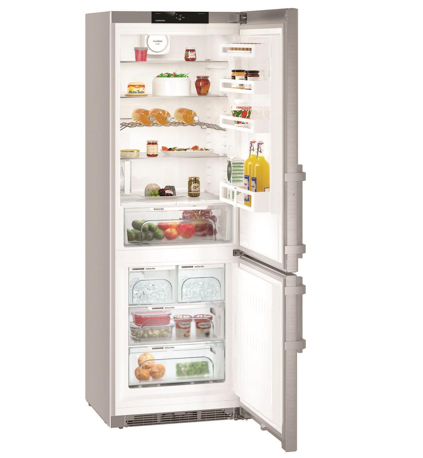 Двухкамерный холодильник Liebherr CNef 5745 купить украина