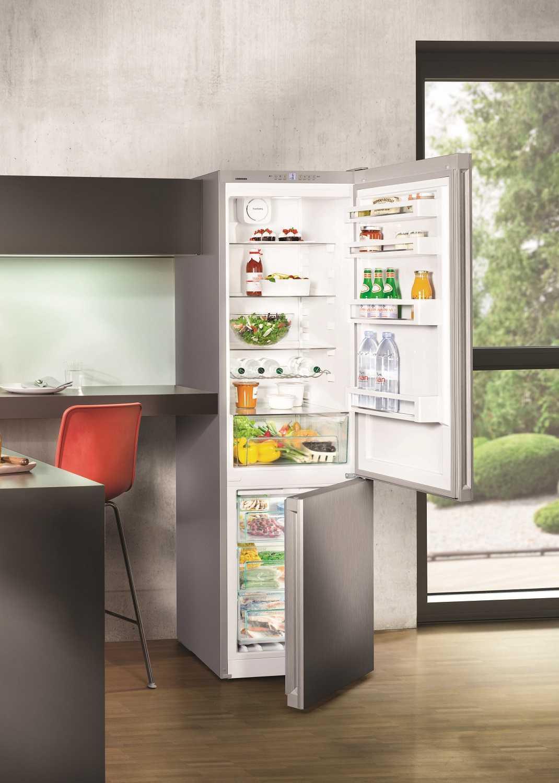 купить Двухкамерный холодильник Liebherr CNel 4813 Украина фото 8