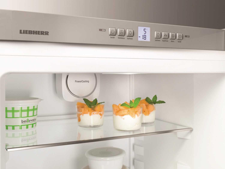 купить Двухкамерный холодильник Liebherr CNel 4813 Украина фото 7