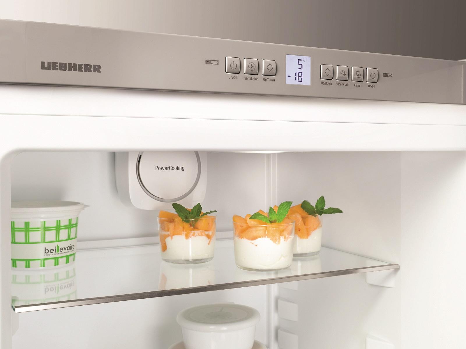 купить Двухкамерный холодильник Liebherr CPel 4813 Украина фото 9