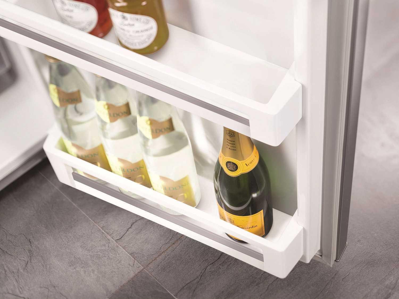 купить Двухкамерный холодильник Liebherr CT 2531 Украина фото 3