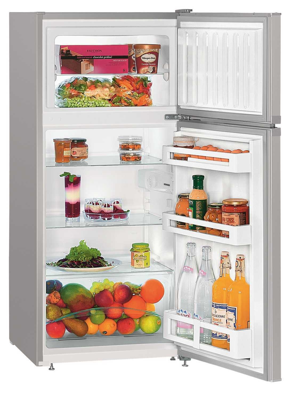 купить Двухкамерный холодильник Liebherr CTPsl 2121 Украина фото 0