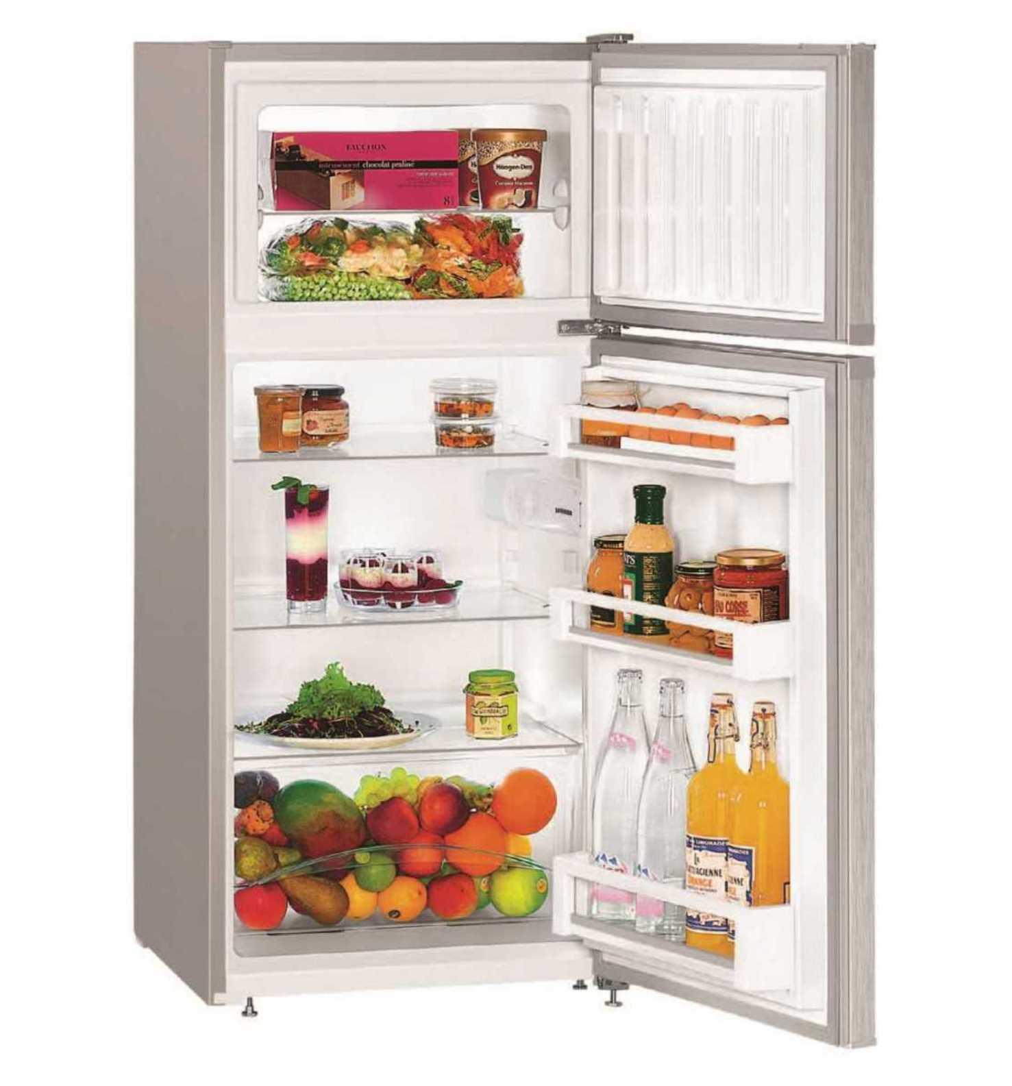 купить Двухкамерный холодильник Liebherr CTel 2131 Украина фото 0
