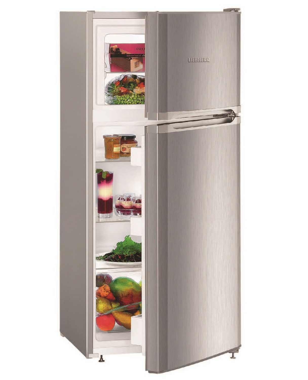 купить Двухкамерный холодильник Liebherr CTel 2131 Украина фото 4