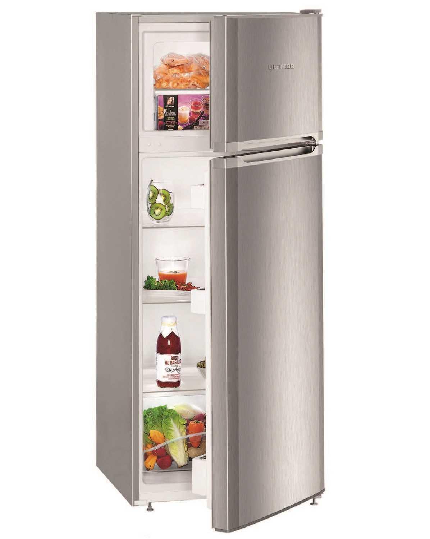 купить Двухкамерный холодильник Liebherr CTel 2531 Украина фото 3