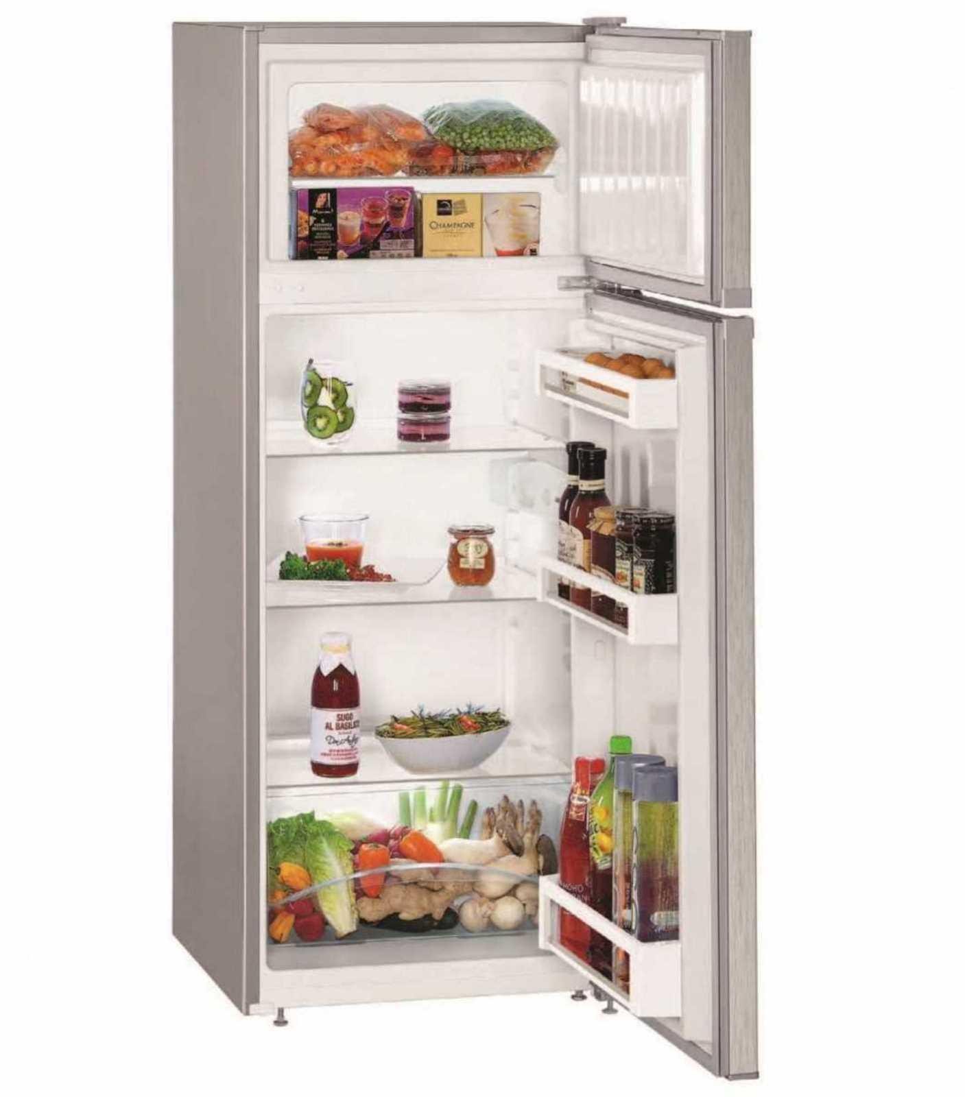 купить Двухкамерный холодильник Liebherr CTel 2531 Украина фото 0