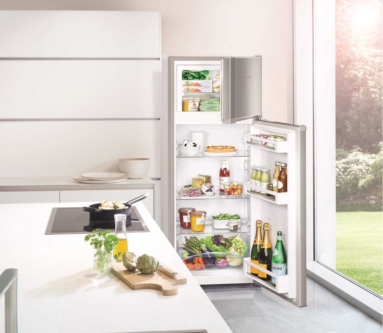 купить Двухкамерный холодильник Liebherr CTel 2531 Украина фото 4