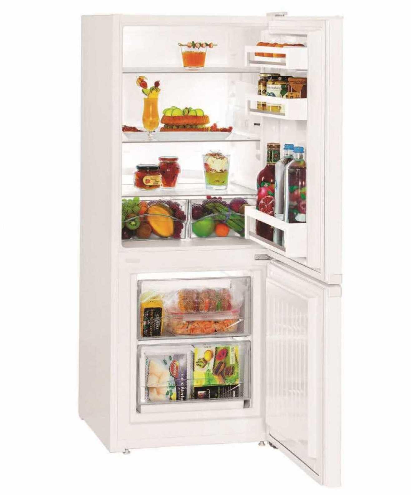 Двухкамерный холодильник Liebherr CU 2331 купить украина