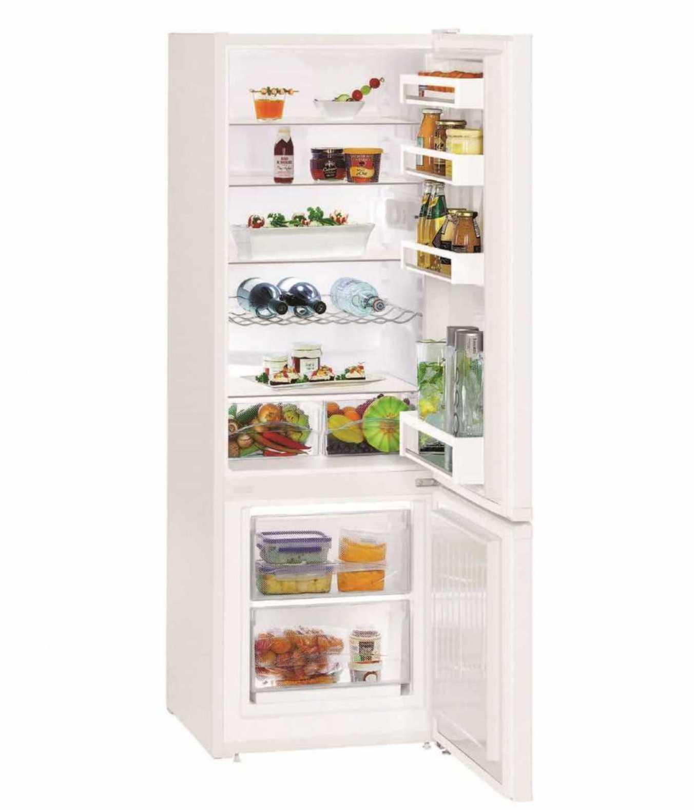 купить Двухкамерный холодильник Liebherr CU 2831 Украина фото 0
