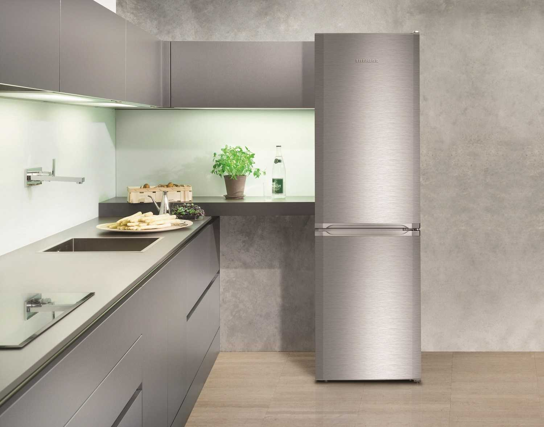 купить Двухкамерный холодильник Liebherr CUef 3331 Украина фото 6