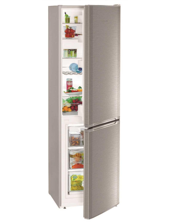 купить Двухкамерный холодильник Liebherr CUef 3331 Украина фото 3