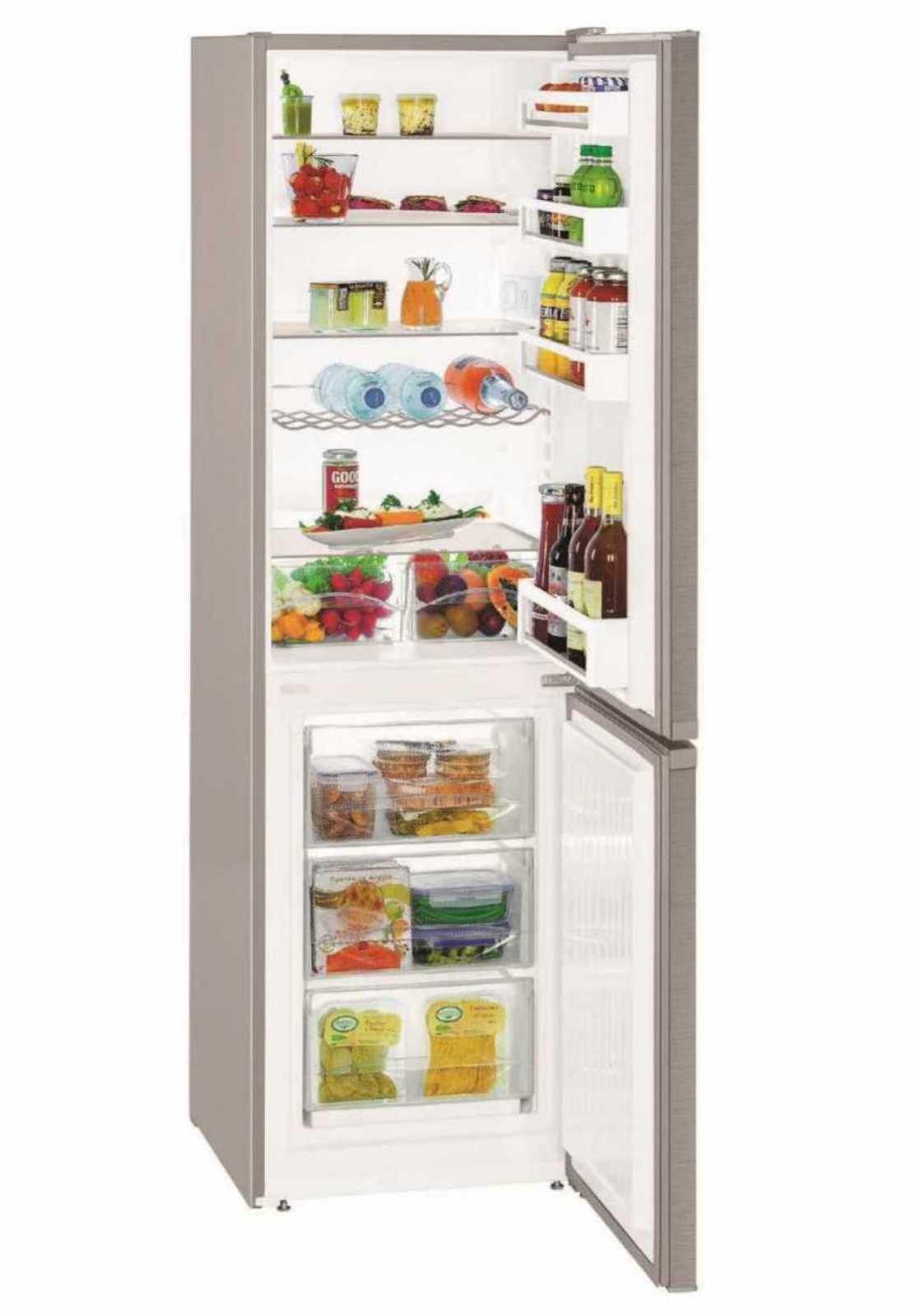 купить Двухкамерный холодильник Liebherr CUef 3331 Украина фото 0