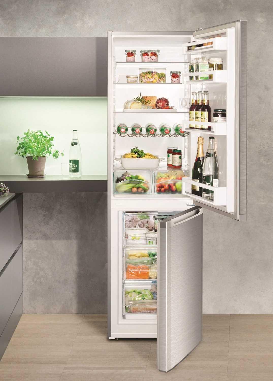 купить Двухкамерный холодильник Liebherr CUef 3331 Украина фото 5