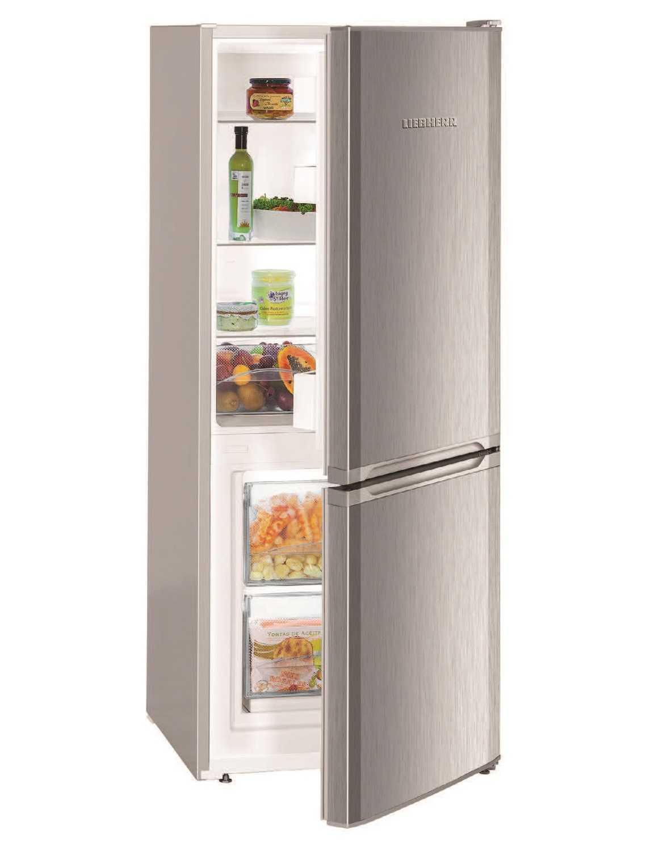 купить Двухкамерный холодильник Liebherr CUel 2331 Украина фото 4