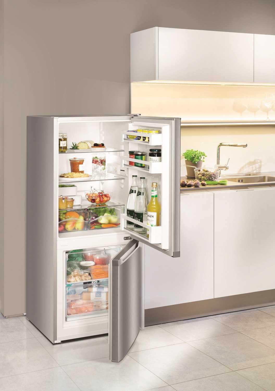 купить Двухкамерный холодильник Liebherr CUel 2331 Украина фото 6