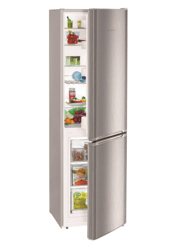 купить Двухкамерный холодильник Liebherr CUel 3331 Украина фото 3