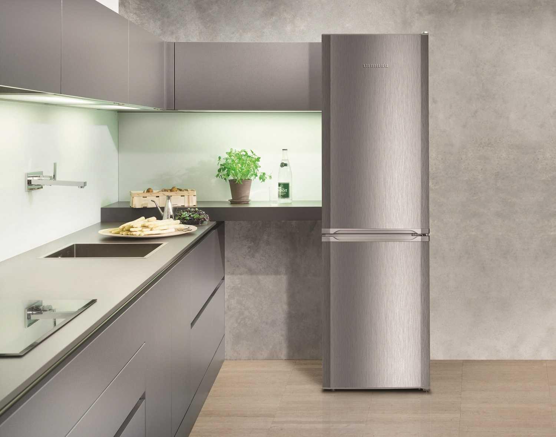 купить Двухкамерный холодильник Liebherr CUel 3331 Украина фото 5