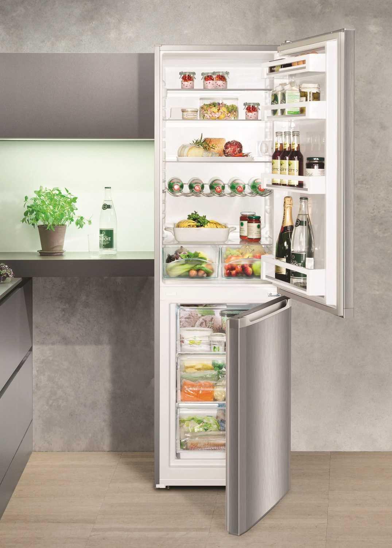 купить Двухкамерный холодильник Liebherr CUel 3331 Украина фото 6