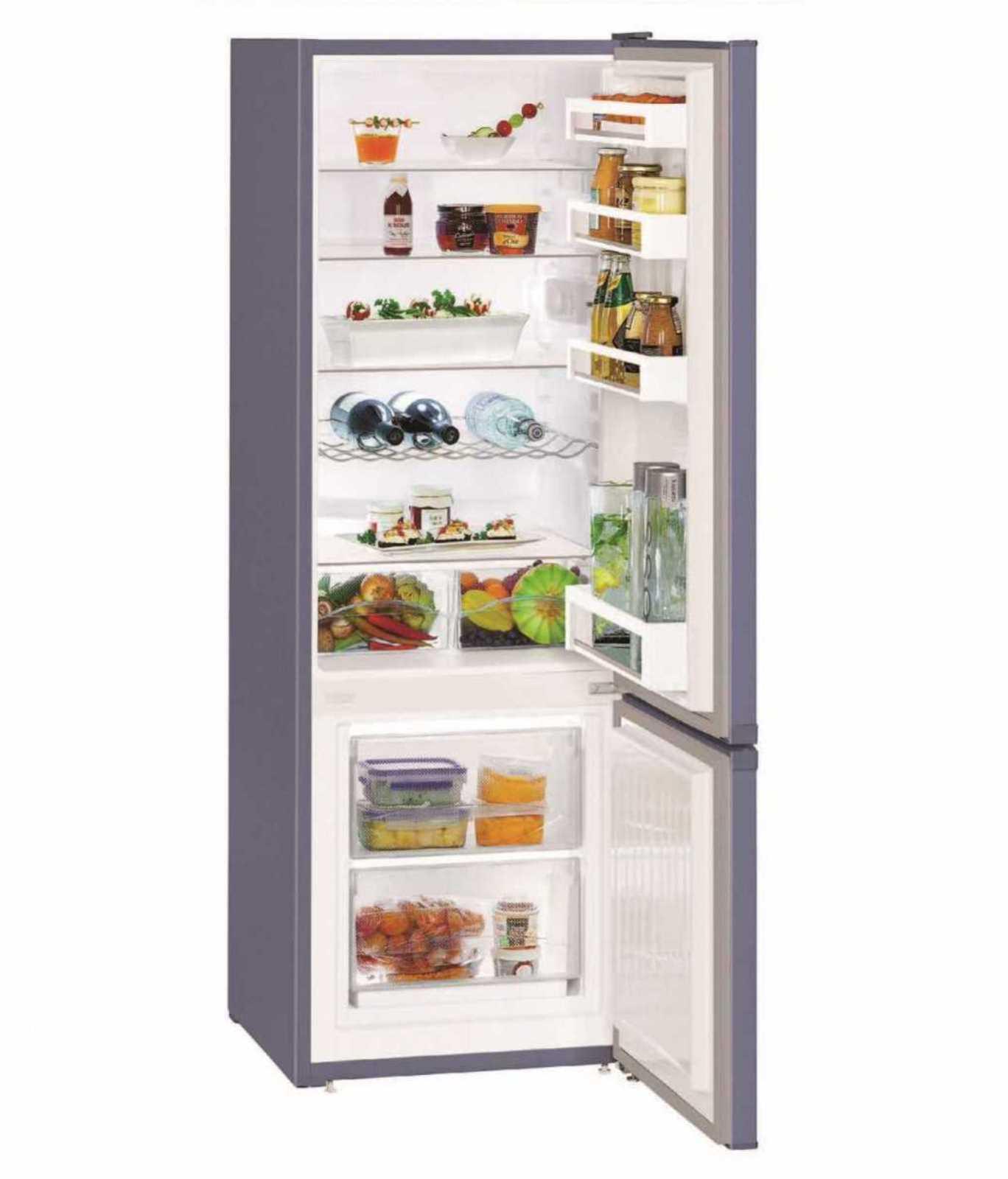Двухкамерный холодильник Liebherr CUfb 2831 купить украина