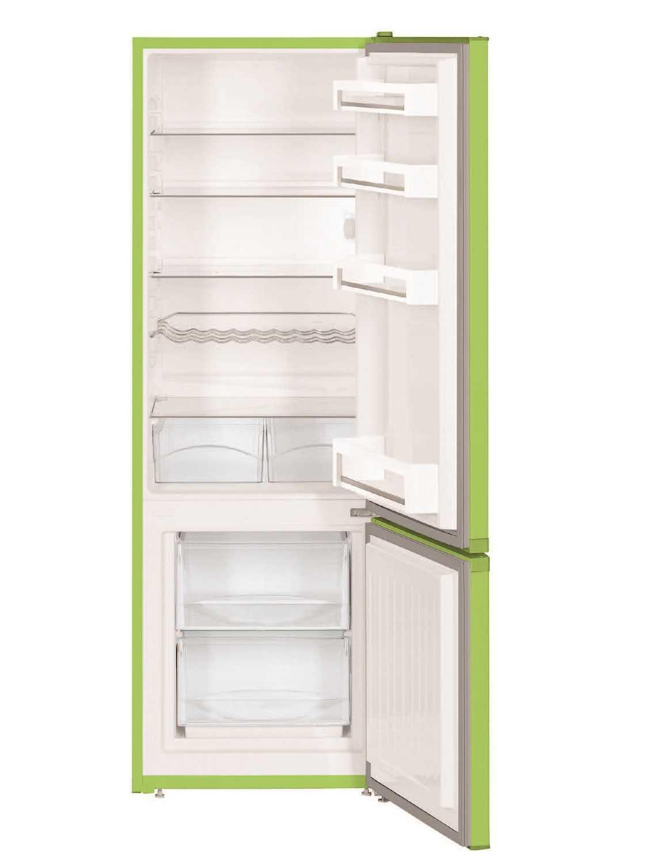 купить Двухкамерный холодильник Liebherr CUkw 2831 Украина фото 2